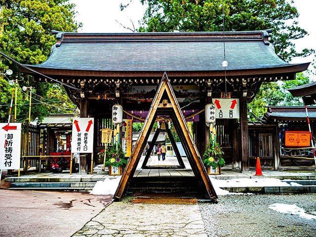 """はまま on Instagram: """"三角参道#雄山神社#神社#shrine#富山"""" (825242)"""