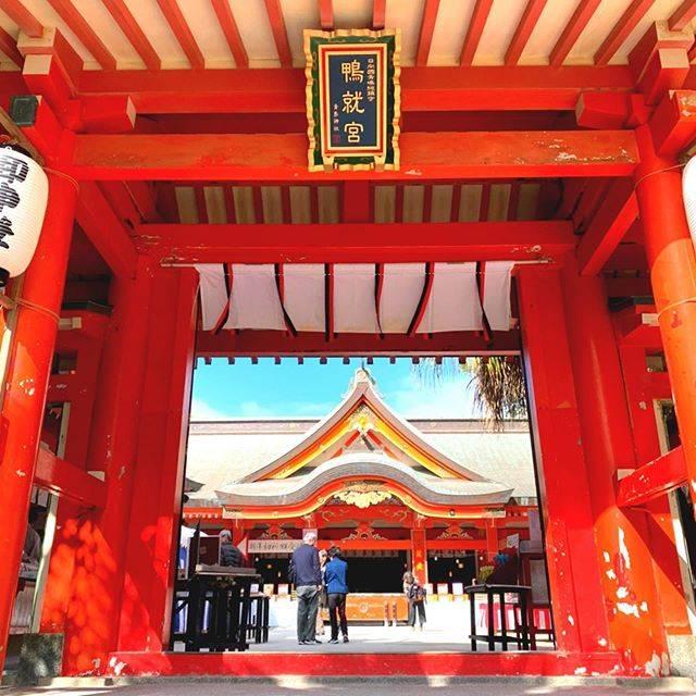 """青島神社【公式】 on Instagram: """"あけましておめでとうございます。今年も皆様にとって幸多き一年になりますように。⛩#宮崎県 #宮崎市 #宮崎 #青島 #青島神社 #神社 #aoshima #aoshimashrine #shrine #miyazaki #お正月"""" (825372)"""