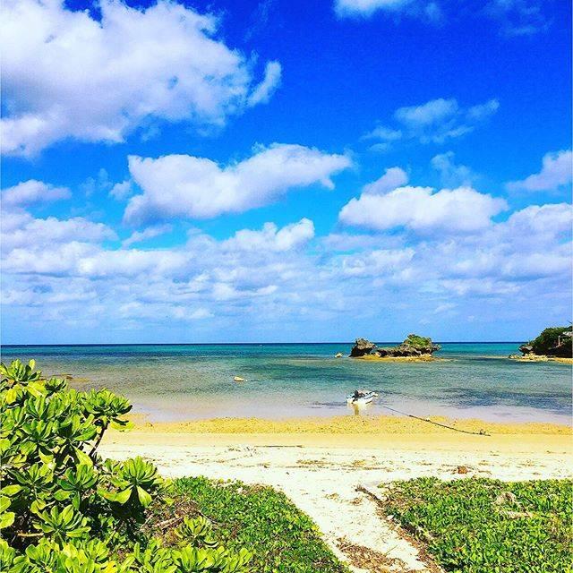 """ふくだみき on Instagram: """"あの日の沖縄本島。 恩納村・真栄田にて。…"""" (826156)"""