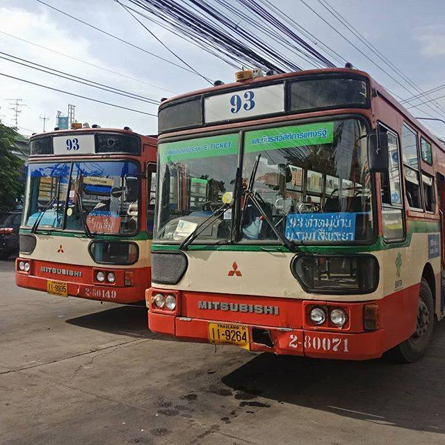 "Armid Pleesudjai (T.A.P.) on Instagram: ""28 YEARS OF MITSUBISHI BUS THAILAND#Armidplee #busthailand"" (827190)"