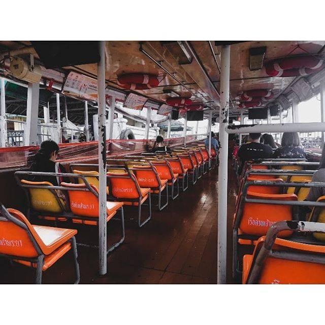 "𝕁𝕖𝕠𝕟𝕘 𝕁𝕒𝕟-𝕐𝕒 on Instagram: ""ท่าน้ำนนท์ ➡️ ท่าเตียน #ไหว้พระ9วัดรับปีใหม่2563 #ChaoPhrayaExpressBoat #Boat #Bangkok #Thailand 🇹🇭"" (827191)"