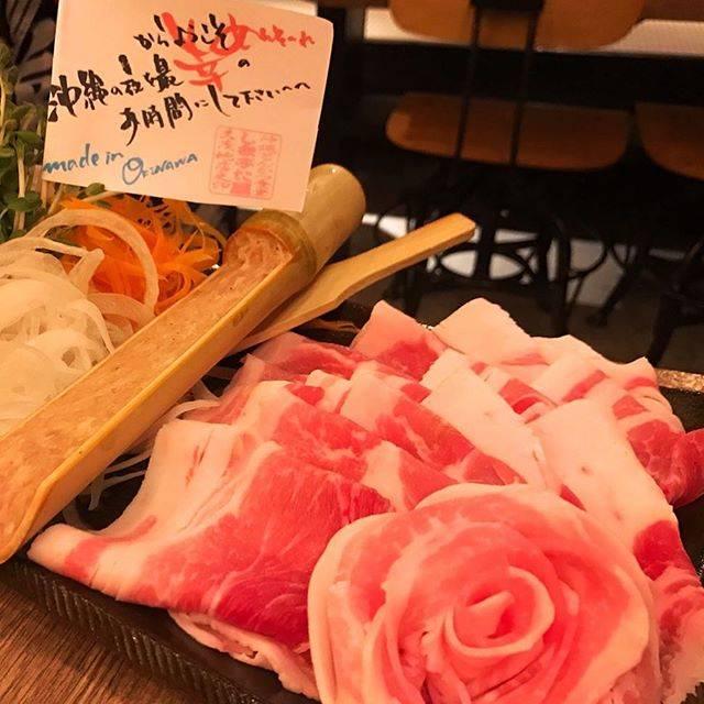 """Akira Kimura on Instagram: """"《全国#ご当地グルメ 巡り》  #沖縄 編【#あぐー豚 】  #沖縄グルメ といば、、、、ですよね⭐️美味いです❤️ はやり、本場はいいです。一度、おためしあれ❤️ ◯◯◯◯ #グルメ #グルメ旅 #グルメ部 #沖縄旅行 #インスタ萎え #インスタ #沖縄旅行…"""" (829034)"""