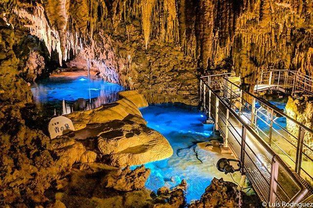 """Japonismo.com 🇯🇵 Todo Japón on Instagram: """"Las cuevas Gyokusendo miden un total de 5 km de longitud y son las mayores cuevas de la isla principal de Okinawa y las segundas mayores de…"""" (829187)"""