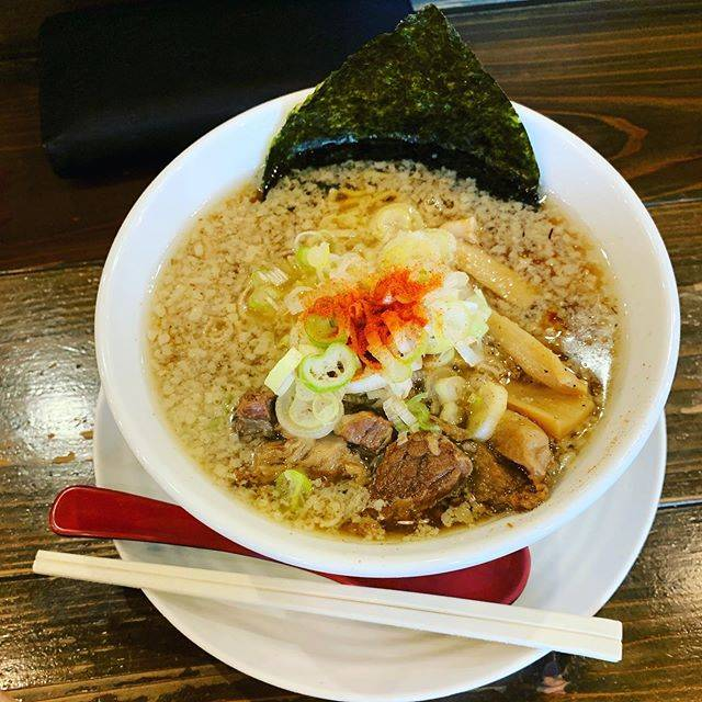 """なおし on Instagram: """"#ステーキ専門店#池谷牛肉店#牛すじラーメン#ラーメン"""" (830702)"""