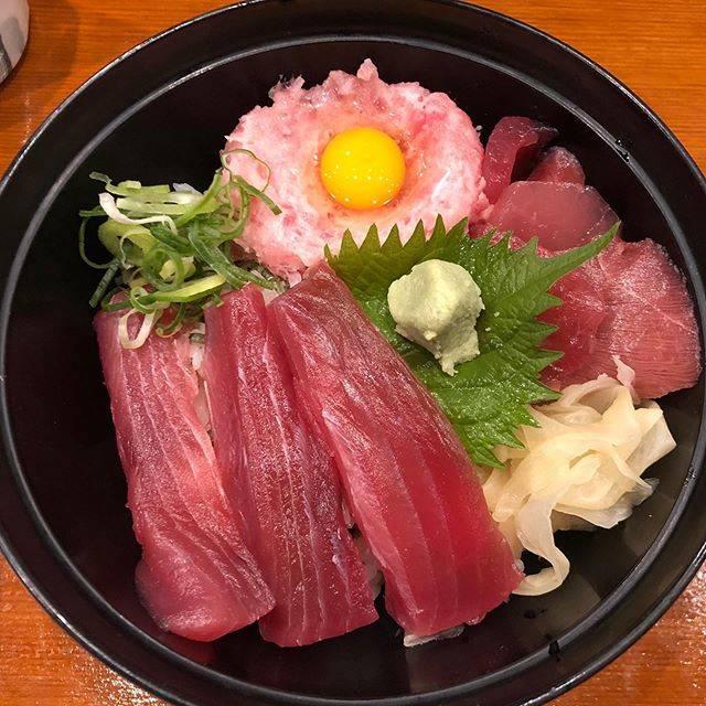 """Seseragi on Instagram: """"#ランチ#お昼ごはん#マグロ#まぐろ丼#又こい丼#又こい家"""" (830950)"""