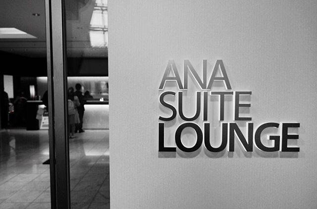 """Ken®︎ on Instagram: """"ANA SUITE LOUNGEにて…"""" (831996)"""
