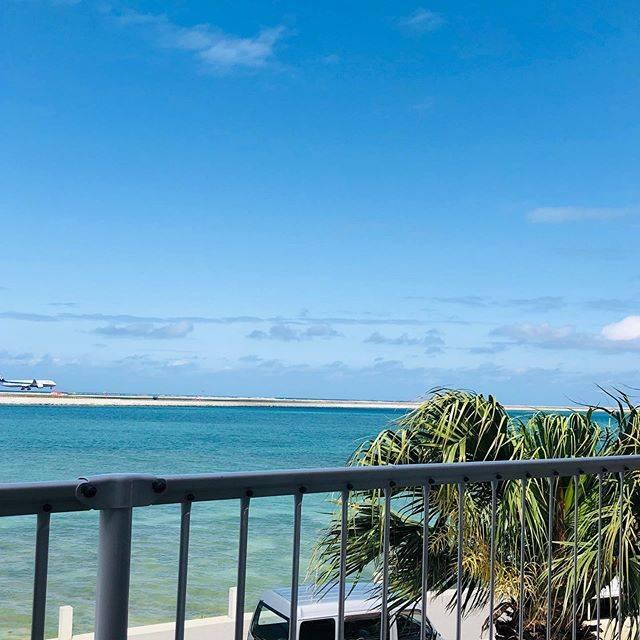 """My Boo on Instagram: """"テラスからの景色は最高です^_^ 本日も10時〜22時まで営業しております‼️ 天気良い日は是非ウミカジテラスでゆっくりとお過ごしください☺️ ・ ・ ・ My Boo 沖縄県豊見城市瀬長174番地6 ウミカジテラス19番 098 996 2473 Okinawa…"""" (832273)"""
