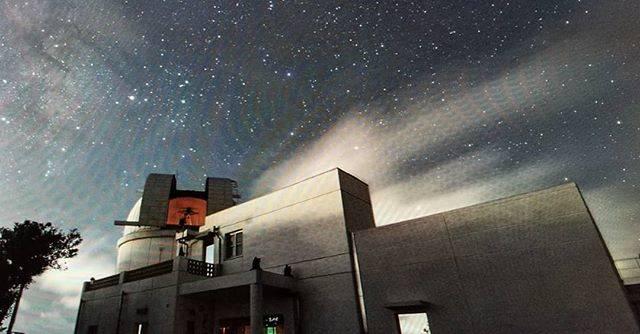 "k1210 on Instagram: ""石垣島天文台。星の綺麗な場所は大好き。#石垣島#石垣島天文台#星空#旅行好き#世界遺産巡り #キラキラ"" (833032)"