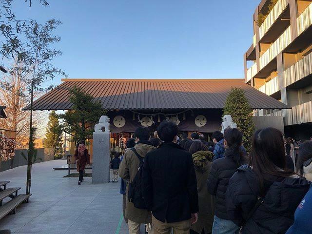 """レモネード⭐︎三月退社日's Instagram photo: """"混んでいましたが、大神宮より空いてたように感じましたが、大神宮が凄すぎて麻痺してるのかも😭#赤城神社"""" (834110)"""