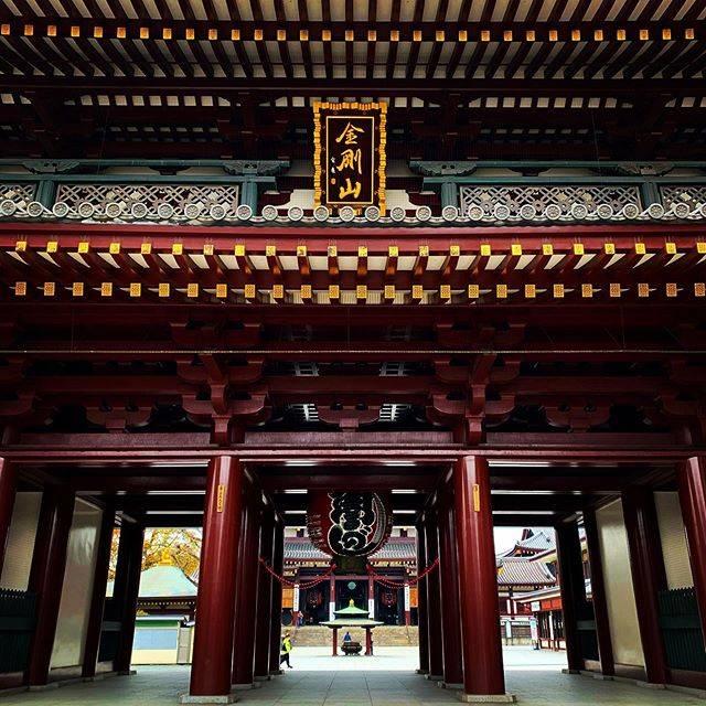"nao@blue's Instagram photo: ""#川崎大師 大山門"" (834184)"