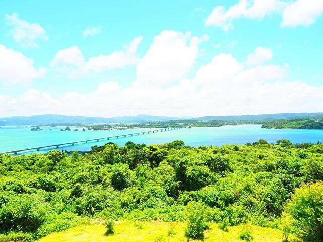 "arisa on Instagram: ""あまり出かけられず、天気もどんよりなので、昔の写真を見て気分を上げる🙌✨#古宇利島 の#むらの茶屋 さんで美味しい定食食べながら見る景色が素敵です💓#今帰仁村 #古宇利島 #古宇利大橋#むらの茶屋 #沖縄 #okinawa #okinawalife"" (834544)"