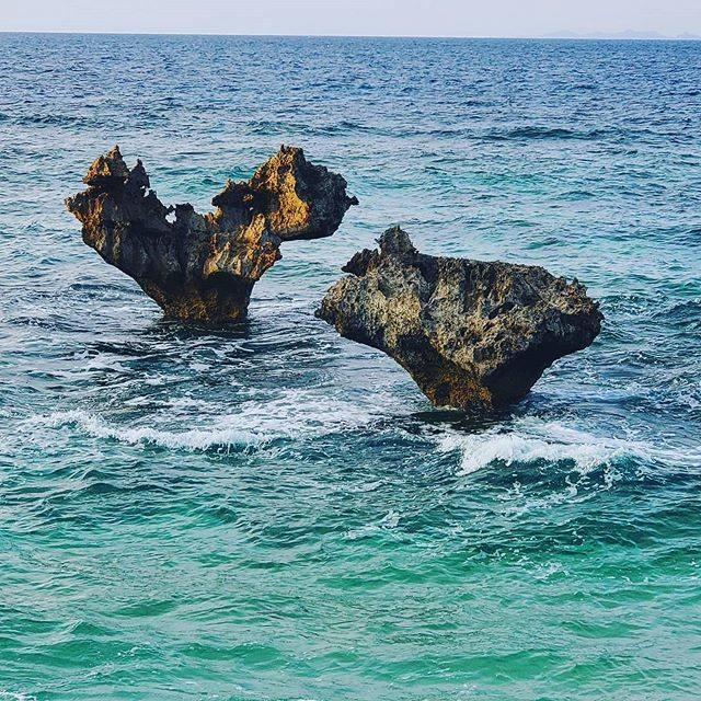 """⚜️ツヨシ⚜️ on Instagram: """"自粛なので、以前のアップしていない写真を アップしていきます。#沖縄 #ハートロック"""" (834567)"""