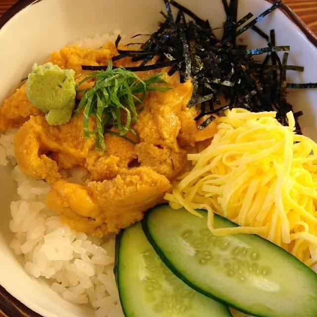 """@crane1120 on Instagram: """"うに丼"""" (837649)"""
