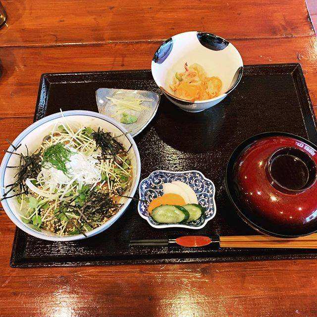 """Takeshi Saito on Instagram: """"目的のお店がお休みだったので今日は極上さばを食しました。さばってこんなに美味しかった❓#観音食堂七兵衛"""" (847388)"""
