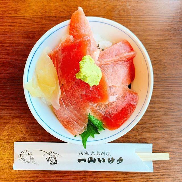 """Daiki's Instagram photo: """"2020/03/03 「一山いけす」太平洋を眺めながら、いけすをそばにしていただける絶品の海鮮。かみごたえしっかりのマグロたっぷりのマグロ丼。長い間マグロの旨さを味わえます。量より質とはこのこと。#マグロ#マグロ丼#一山いけす#銚子海鮮#銚子#海鮮"""" (847394)"""