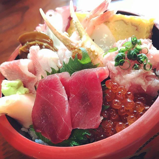 """雄貴 中川 on Instagram: """"うましっ!#魚河岸料理常陸 #海鮮丼 #グルメ #銚子 #ドライブ"""" (847409)"""