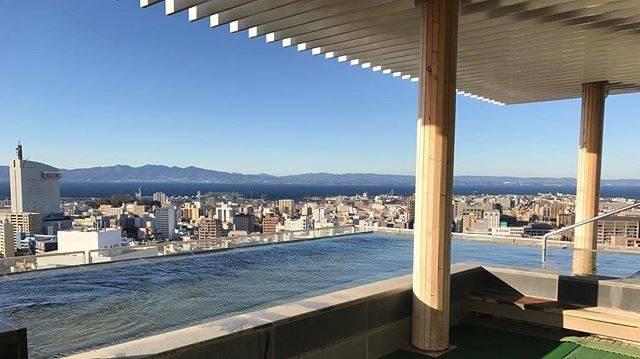 "𝘙𝘢𝘮𝘦𝘯𝘗𝘳𝘪 🍥 on Instagram: ""CitySpaてんくう昼風呂と夜風呂と♨️...#CitySpaてんくう#大分駅"" (859647)"