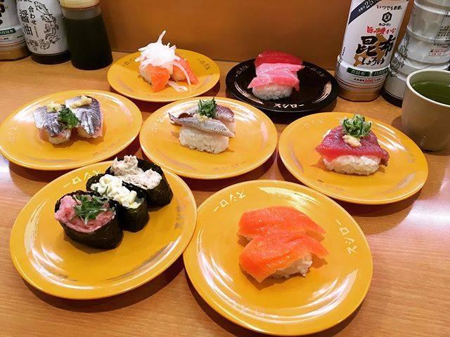 """けいた's Instagram post: """"#スシロー旭川永山店 #スシロー#旭川市#旭川#なまらうまい#回転寿司#寿司#鮨#すし#sushi"""" (862279)"""