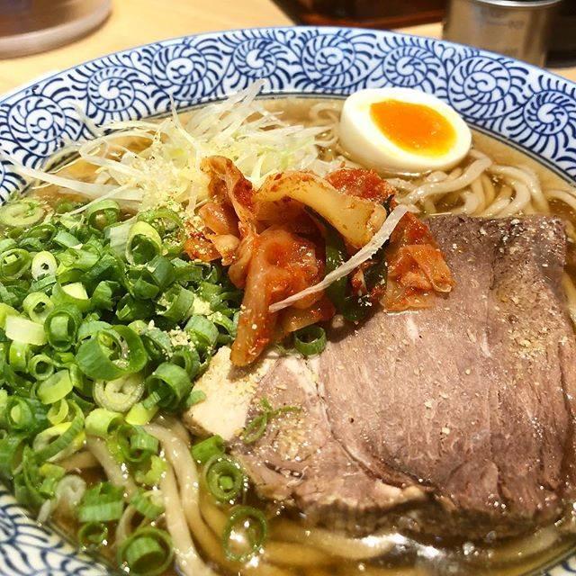 """Yosuke on Instagram: """"この前食べられなかった #冷麺 にリベンジで! 思ったよりも #別府冷麺 してて美味しかった♪ ただ高かったw #夏限定 みたいやからいつまでかはわからんけど、もう一回くらいは食べたい! #麺堂香 ・ ・ ・ #辛いもの好き  #大分ラーメン #大分グルメ  #ラーメン…"""" (865827)"""
