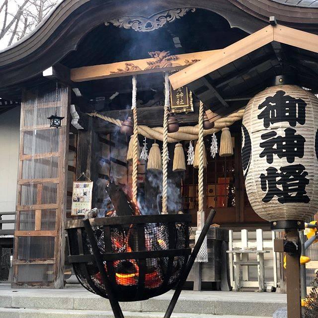 """馬場 オサム on Instagram: """"#湯倉神社 なんかイベントやってた#神社"""" (867439)"""