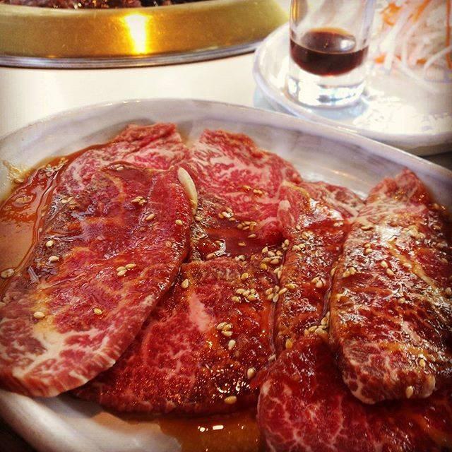 """Takamichi on Instagram: """"焼き肉食べてきたー。太ってしまったかも。"""" (871179)"""