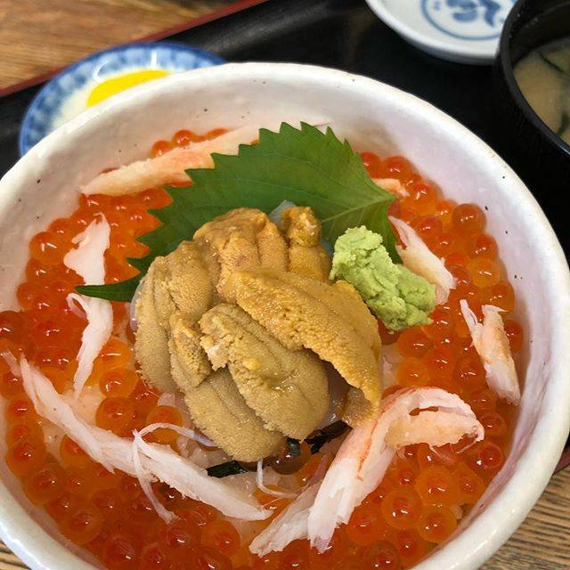 "HIchihara on Instagram: ""小樽丼〜‼️"" (871357)"