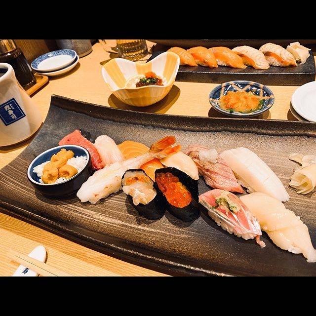 "Koichi Ueno on Instagram: ""2020年、漢気勝ち🏅幸先良いスタート..#小樽#政寿司-匠"" (873121)"