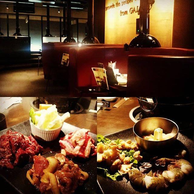 "kairi-rika on Instagram: ""小樽の焼肉屋へ〜 #ビラリストランテGAJA#小樽#焼肉"" (873126)"