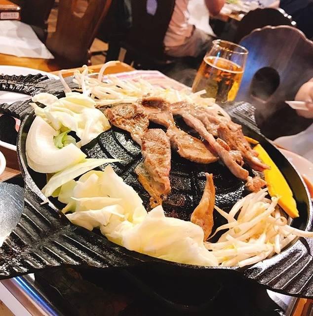 "Chii on Instagram: ""ジンギスカン🐑#ジンギスカン #肉 #焼肉 #北海道 #札幌 #北海道グルメ #美味しいもの"" (873893)"