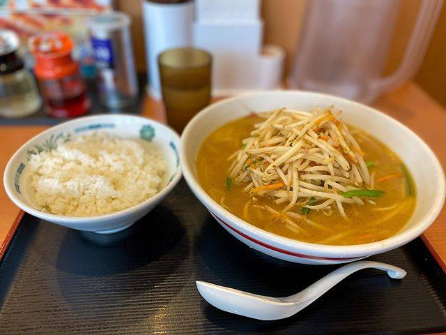 "Takayuki Niiyama on Instagram: ""一ヶ月半ぶりの外食内容は何であれ美味かった2020.5.5#ラーメン #ramen #味噌ラーメン #半ライス #日高屋 #麺スタグラム #外食 #iPhone11pro"" (874206)"