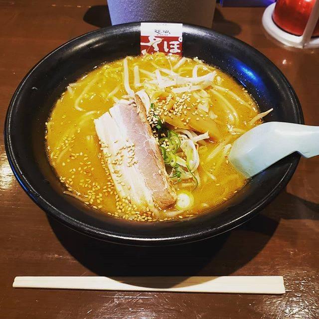 """Yoshino. on Instagram: """"さっぽろっこで さっぽろっこ・味噌、食べました! 今日も美味しかったです笑 お腹のためにスープは控えました。  聞いた所によると""""さっぽろっこ""""シリーズより""""北の国""""シリーズがまた美味しいらしいので次回はそっちも食べてみようと思います!…"""" (875016)"""