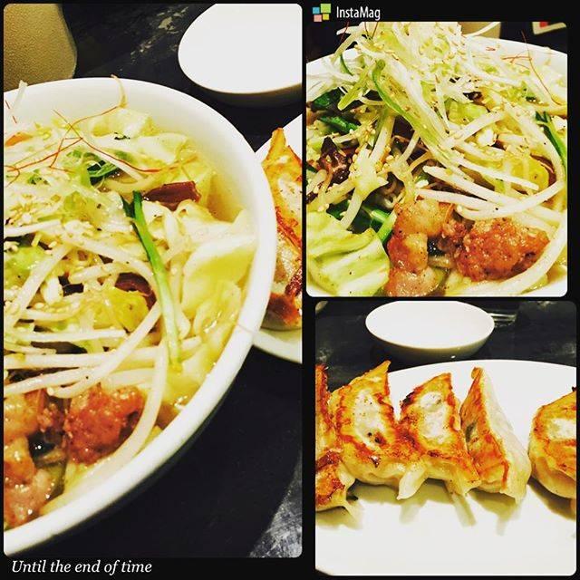 """yosan🇯🇵 on Instagram: """"仕事後、めちゃお腹空いていて…た…たべすぎたーー!ぐるじぃ〜〜😂💦 #夕飯抜きだな#かなりくる#大分なのに#さっぽろっこラーメン#旨い#野菜たっぷりだべさ#餃子がきた#ラーメンだけにしときゃよかった#ファスナーパツンパツン"""" (875017)"""