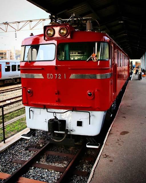 "!щ(゜▽゜щ)(笑)➰'s Instagram photo: ""九州鉄道記念館でED72-1 #ED72#国鉄#国鉄型#国鉄型車両 #九州鉄道記念館#電気機関車#train_vision#world_bestvehicle#total_rail #exciting_vehicles#be_one_transport…"" (875573)"