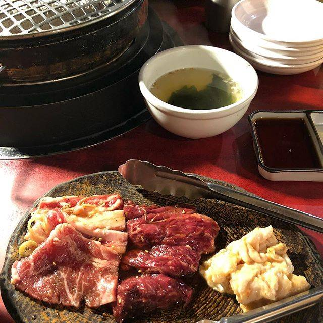 "pyonko on Instagram: ""#いつかの#金剛園ランチ #ランチ #lunch#焼肉ランチ"" (875642)"