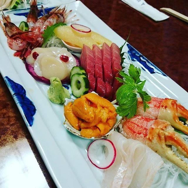 """☆流れ星 on Instagram: """"#居酒屋 #日本酒 #刺身 #苫小牧 #グルメ #日本料理"""" (877509)"""