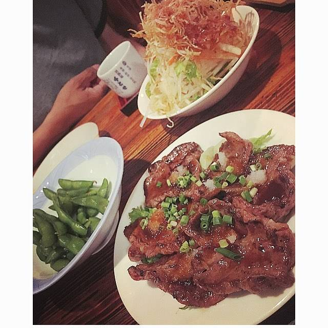 "Miku Kawamura on Instagram: ""Amazing charcoal grilled lamb with amazing homemade sauce!!炭火焼のラム、秘伝のタレとの相性抜群😳👍🏼 #lamb #japanesefood #soulfood #hokkaido #food"" (877518)"