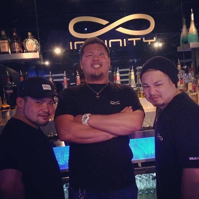 """江島暁人 on Instagram: """"本日はセキュリティのMARUさんのBirthday Bashです🎉🎉🎉 普段は飲めませんが今日は4時半から飲めますので盛大にお祝いしましょー🙌🙌🙌 #infinityファミリー  #infinity_fukuoka  #インフィニ #福岡infinity #infinity福岡…"""" (877615)"""