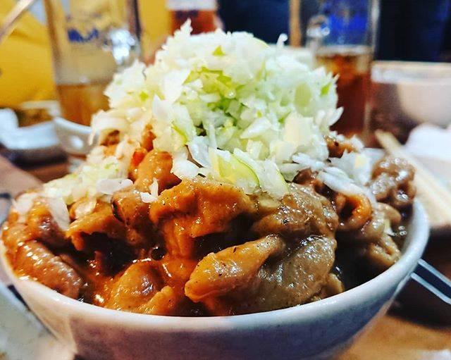 """田中良治  居酒場 たなか家店主's Instagram profile post: """"リニューアルオープンしたって聞いたら行かなきゃ♪ もつ飯!!なまら美味い! 前からあったかな??いつも子供達うるさくてすみません🙏 ご馳走様でした!  #北見 #きたみ #北見焼き肉 #焼き肉 #焼き肉の街 #北見グルメ #北見焼肉 #松ちゃん #もつ飯 #北海道 #オホーツク…"""" (877777)"""