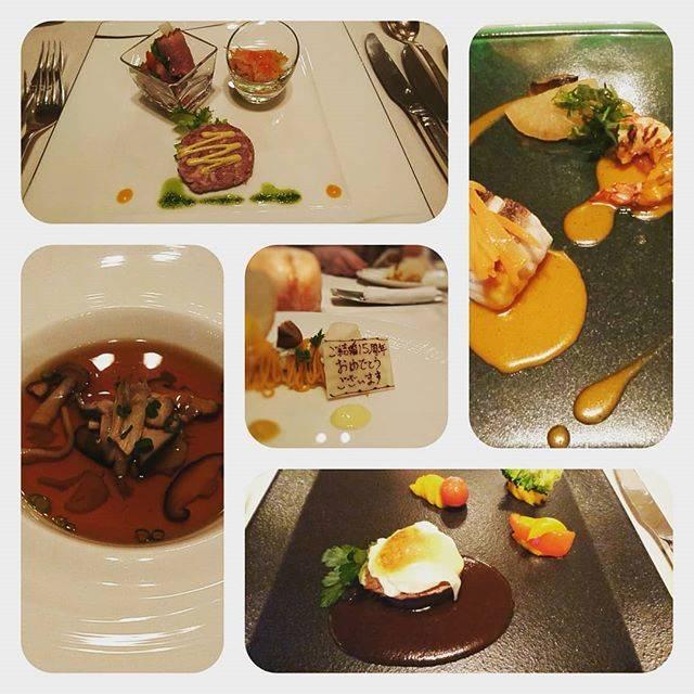 """@trekuma's Instagram profile post: """"バードさんも六郎さんも、定休日が設定されたらしい😅#季節のおすすめディナー #バードウォッチカフェ #結婚記念日"""" (878560)"""