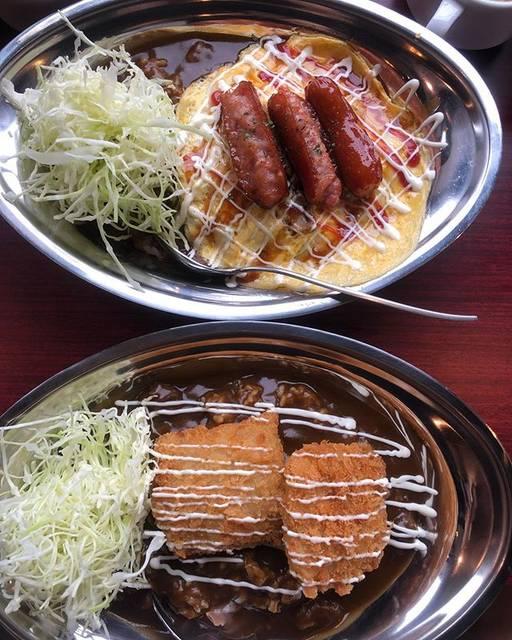 "@tmk_foodmemo on Instagram: ""初潜入#インデアンカレー"" (879054)"