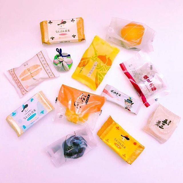 """ザ・博多 有楽町店 on Instagram: """"ただ今、銘菓のバラ菓子コーナー行ってます。美味しいお茶(八女茶)とご一緒にいかがでしょうか。#福岡銘菓  #お茶のお供  #お菓子  #和菓子#東京交通会館  #交通会館#ザ博多  #ザ博多有楽町  #ザ博多有楽町店"""" (879399)"""