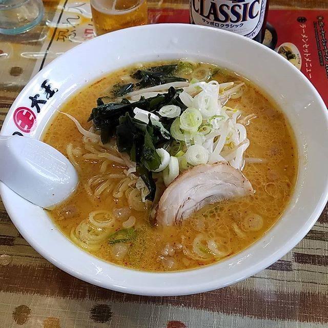 "Kojiishioka on Instagram: ""#味の大王 #味の大王総本店 #味噌ラーメン #みそラーメン #北海道味噌ラーメン #らーめん #らーめん部 #ラーメンインスタグラマー #ラーメンインスタグラム #麺スタグラム #拉麺 #苫小牧ラーメン #麺instagram #hokkaido #ramen #ramen🍜…"" (879615)"
