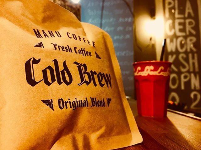 """マヌコーヒー on Instagram: """"水出しコーヒー 2018スタート!  毎年大人気の水出しコーヒーが販売開始です。 店頭でも飲めますので、是非お試しください まとめ買いがダンゼンお得です⭕ ↓ [ブレンド内容] Nicaragua Buenos Aires El Lino Caturra 50% Kenya…"""" (882488)"""