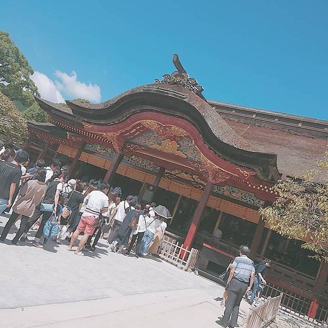 "𝚗𝚘𝚊☪︎ *. on Instagram: ""2019.916┈┈┈┈┈┈┈┈┈┈太宰府天満宮⛩️End of travel day🗾#福岡県 #太宰府天満宮 #御礼参り"" (882922)"