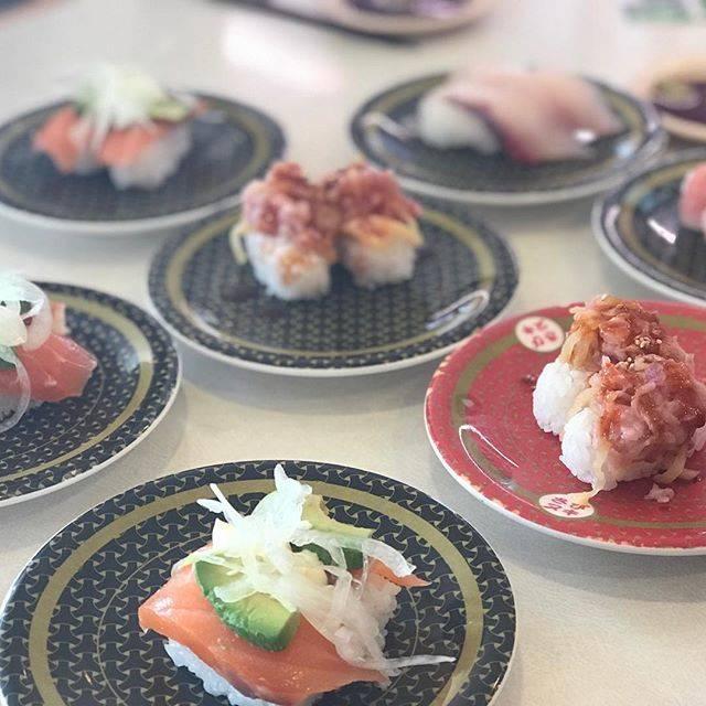 """えちすけ's Instagram profile post: """"#はま寿司で寿司祭りなぅ"""" (883345)"""