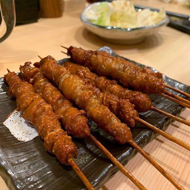 "Nana on Instagram: ""ついに!北海道上陸!! もちもちしたとり皮は好きではなかったけど 九州のパリパリとり皮は大好き! 10本食べた!! 北海道に来てくれてありがたや~🙏🏻 めっちゃ美味しかった!!! #かわ屋 #博多かわ屋 #博多かわ屋すすきの店 #博多グルメ #博多 #すすきの #すすきのグルメ…"" (884326)"