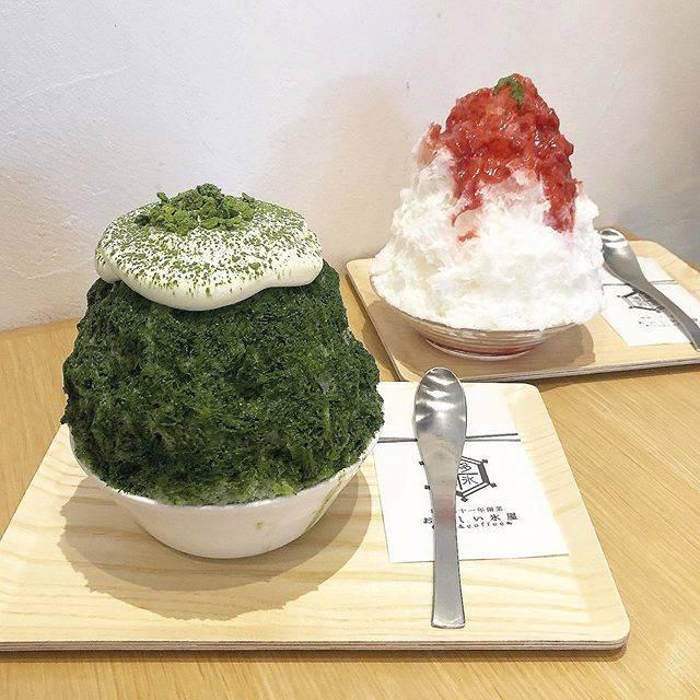 "𝒴𝓊𝓂𝒾𝓀𝒶 on Instagram: "".かき氷開き🎐❤︎#福岡カフェ #かき氷 #天神カフェ"" (885137)"