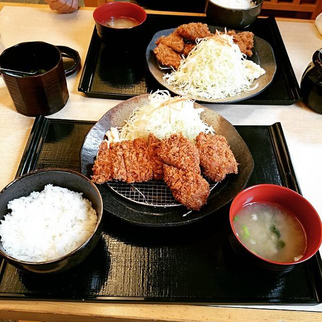 "morizo'pix@ducati.canon on Instagram: ""#とんかつ #tonkatsu"" (887358)"