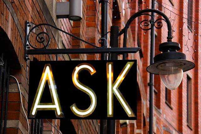 Ask Sign Design · Free photo on Pixabay (16027)