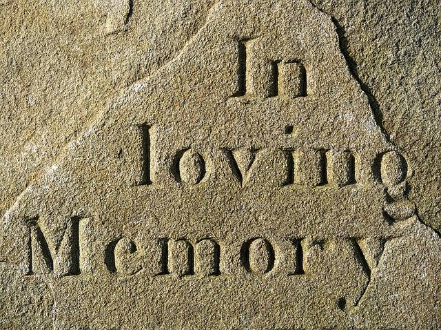 Loving Memory Memorial · Free photo on Pixabay (16032)